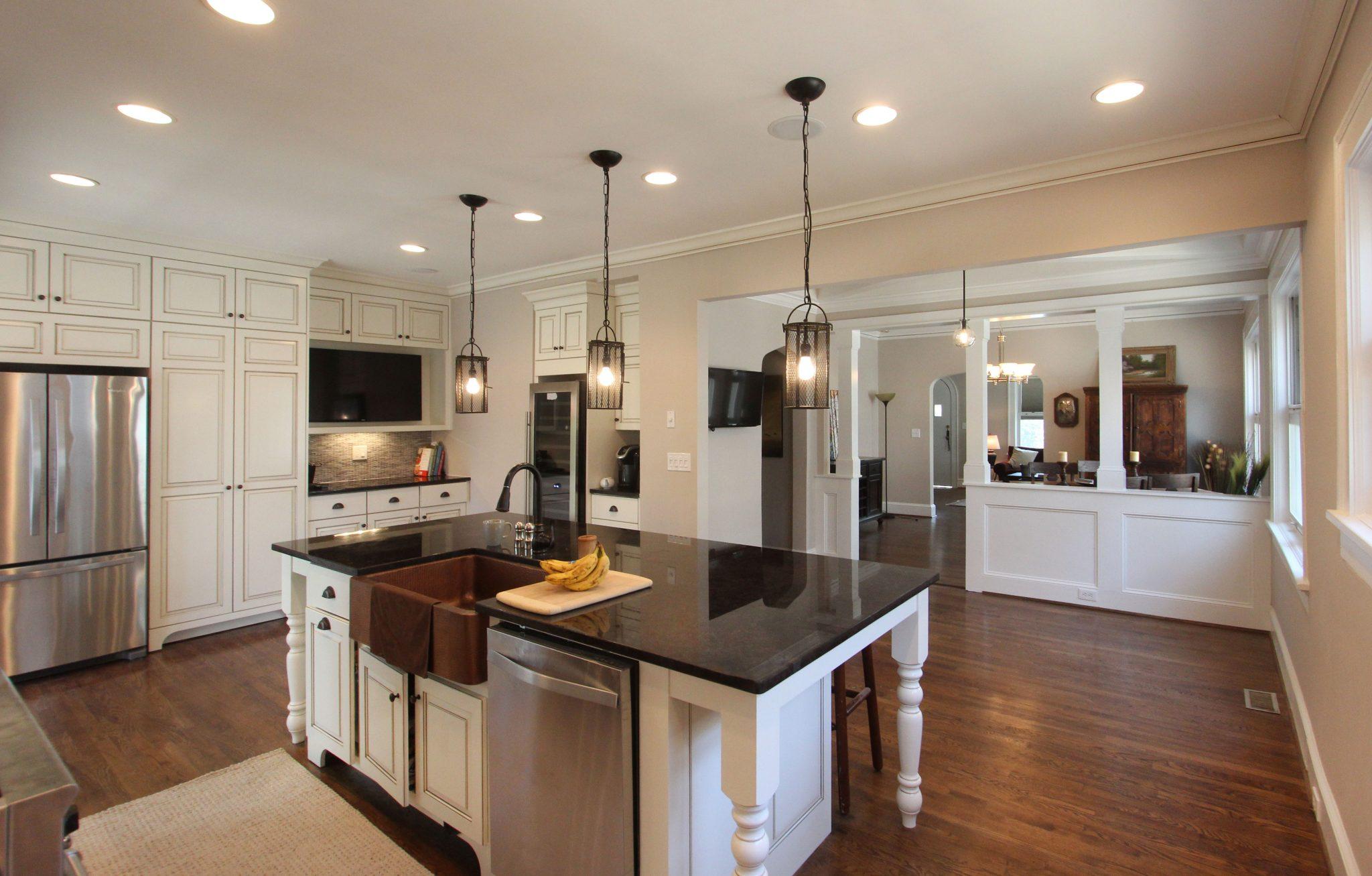 Virginia Highland Kitchen Renovation - Natalie Martinez Architecture ...