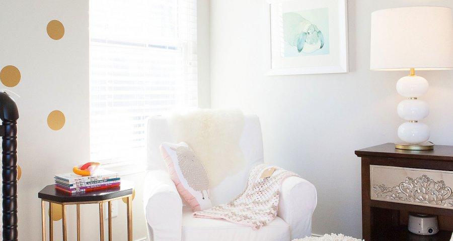 Nursery Ideas for a Sweet Girl