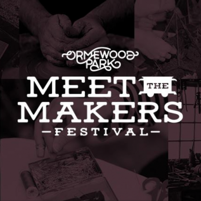 "We're speaking at ""'Meet the Maker"" Festival!"